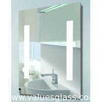 Buy cheap AC 110V/230V LED Touch Screen Mirror , Illuminated Wall Mirror Long Service Time product
