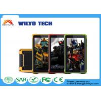 Buy cheap WK8000 7 Google Android Tablet MTK6572 GPS Orange With 8000mAh Battery product
