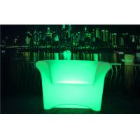 Buy cheap 6 Hours Charge Time LED Lighting Furniture 10 M Control Distance LED Light Sofa product