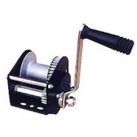 Buy cheap Marine Deck and Mooring Equipment Worm Gear Steel Hand Anchor Winch product