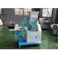 Buy cheap Durable Floating Fish Feed Making Machine With Electric Control System product