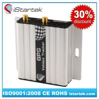 China Easy install VT600 car/vehicle gps tracker remote starter and power cut off on sale