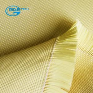 China bulletproof kevlar fabrics, Aramid Fiber Fabric 1500D on sale