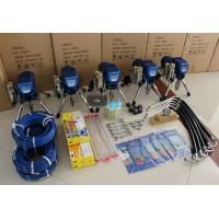 Buy cheap Portable Spray Painting Equipment With Brush Motor , Pneumatic Paint Sprayer For House product