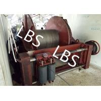 Buy cheap Wire Rope Offshore Boat Lifting Winch Wireline Winch With Spooling Device product