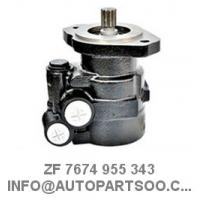 Buy cheap CUMMINS Power Steering Pump ZF 7674 955 343 product