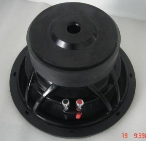 China Big Foam Surround , big Kevlar dust cap , RMS1000 Watts High power car speaker Dual voice coil wholesale