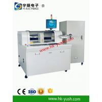 Buy cheap Windows 7 System PCB Router Machine Morning Star Spindle / PCB Depanelizer product