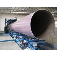 Buy cheap Dgl-2600 Continuous Grp Pipe Winding Production Line product