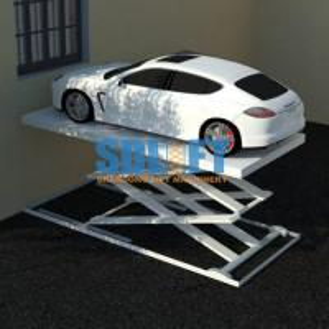 Hydraulic Scissor Car Lift, Hydraulic Scissor Car Lift