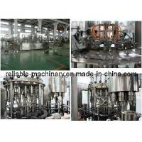 Buy cheap Electric Driven Beverage Juice 3-in-1 Automatic Filling Machine (CGFR) product
