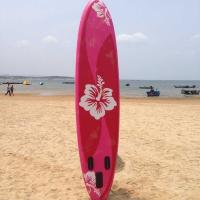 Buy cheap Red 15PSI Pressure Racing Paddle Boards / Blow Up Stand Up Paddle Board from wholesalers