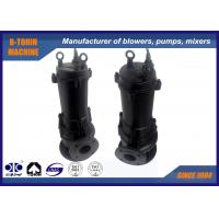 Buy cheap Mine Submersible grey water Pump head 25m , commercial sewage pumps product