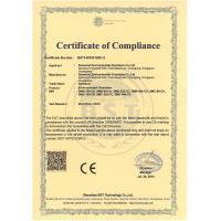 Guangdong sanwood instrument technology co.,ltd Certifications