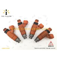 Quality SUZUKI Fuel Injector OEM 15710-65D00 , Automotive Fuel Injector Replacement for sale