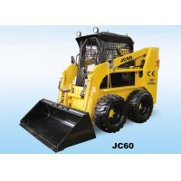 China Barrel Concrete Mixer Compact Skid Steer Loader Operating Weight 4000 Kg on sale