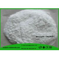 Buy cheap Benzocaine Powder Local Anesthetic Agents CAS 94-09-7 Ethyl 4-Aminobenzoate product