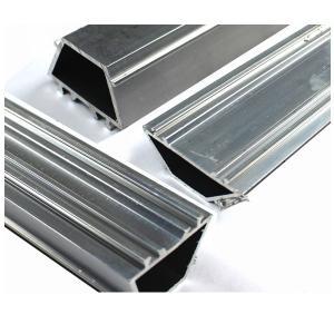 Buy cheap O alumínio anodizado popular perfila a guarnição de alumínio da telha do retângulo para o dissipador de calor product