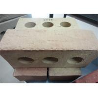 Buy cheap Cream Yellow Clay Building Bricks For Outside Wall Anti - Freeze product