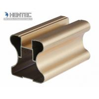 Buy cheap Champagne Anodized aluminum window frames Q/320281/PDWD-2008 product