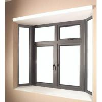 Buy cheap 6060 Aluminum Window Extrusion Profiles For Side Hung Opening Casement Window product