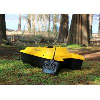 Buy cheap DEVC-303 yellow sonar fish finder DEVICT bait boat / Sea fishing bait boat product
