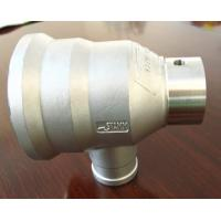 Buy cheap Custom Made Lost Wax Investment Steel Casting Fluid Valve with Annealing Heat Treatment product