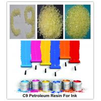 C9 Petroleum  Resin  2-13# Yellow Color Used In Ink China Factory