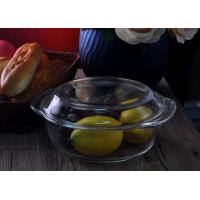 Buy cheap Clear Glass Salad Bowls  product