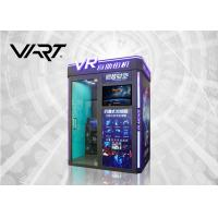 Buy cheap Shopping Mall Business Virtual Reality Equipment With HTC Headset / Controller product