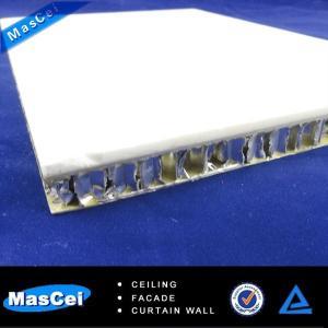 Quality New PVDF painting sandwich aluminium honeycomb for sale