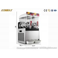 Buy cheap 15L Double Bowl 700W Frozen Drink Maker For Ice Slushies , Long Life Time product
