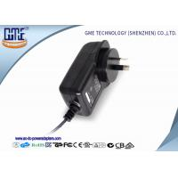 Quality AC DC Wall Mount Power Adapter 12V 2A 1.5 Meters For CCTV Camera for sale