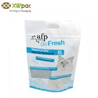 Buy cheap Recycled Stand Up Pet Food Packaging Bag Plastic For Dog Treat SGS Approved from wholesalers