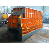 Buy cheap High Capacity Blade Length 1400mm WS-630 Scrap Steel Automatic Shear Machine from wholesalers