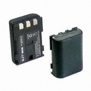 Buy cheap Li-ion Digital Camera Battery with 3.7V Voltage and 1,850mAh Capacity product