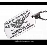 Buy cheap high quality and best price Custom metal tag & metal dog tag product