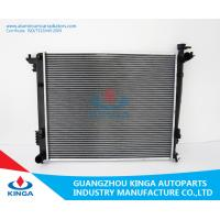 Buy cheap For HYUNDAI TUCSON 2011 / KIA SPORTAGE 2009 -MT 25310-2S550 Aluminum Car Radiators product