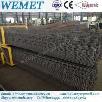 Buy cheap Steel girder truss for concrete construction various size from wholesalers