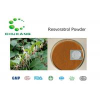 Quality High Purity Nature Resveratrol Herbal Extract Giant Knolweed Extract CAS 501 36 0 for sale