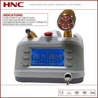 Buy cheap medical diode laser irradiation therapy device laser therapy from wholesalers