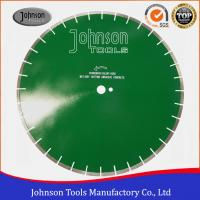 China 500mm Diamond Silent Saw Blade with Long Lifetime for Cured Concrete Cutting wholesale