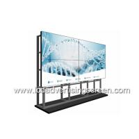 China 5.5mm Bezel Size 46 Inch Lcd Video Wall With Aluminum Floor Stand Bracket on sale