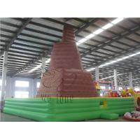 China inflatable climbing , inflatable rock climbing wall.inflatable sport games fast delivery ,quality assurance on sale
