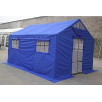 Buy cheap 3 × 4m Emergency Relief Tents With 600D PU Coated Oxford Cloth Materials product