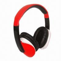 China Wireless Headphone for MP3 Player, with 32Ω Speaker Impedance on sale