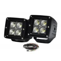 "Buy cheap 16w 3"" Pods Vehicle LED Work Lights For 12v To 24v Vehicles Off Road Truck 2 X 2 product"