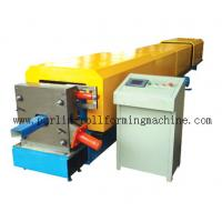 Buy cheap Electrical 7.5KW Downspout Rain Spout Pipe Roll Forming Machine product