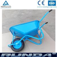 Buy cheap best selling good quality durable use metal commercial wheelbarrow,industrial wheelbarrow for sales product