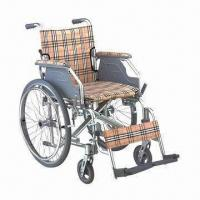 Buy cheap Wheelchair with Aluminum Frame and Drop Back Handle product
